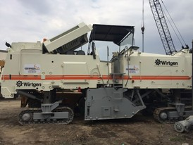 Wirtgen 2100 Cold Milling Machine