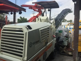 Wirtgen W500 Cold Milling Machine