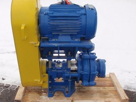 New Warman 3/2 AH Slurry Pump