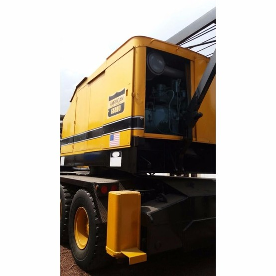 American Truck Crane Supplier Worldwide | Used American 5530