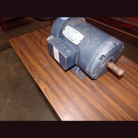 Leeson Motor Supplier Worldwide Used Leeson 3 Hp Motor