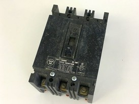 Westinghouse 3 Pole 40 Amp FB Breaker