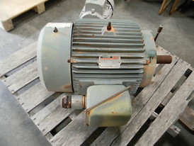 Reliance Duty Master 40 HP Motor