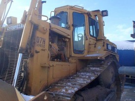 Cat D7H Series 2 Dozer