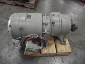 Reliance 5 HP Master Explosion Proof Motor