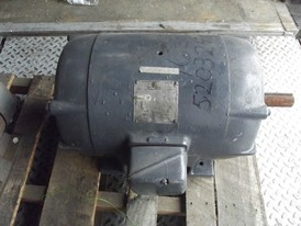 Louis Allis 25 HP Induction Motor