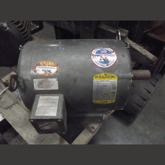 Baldor Motor Supplier Worldwide Used Baldor 7 5 Hp Motor