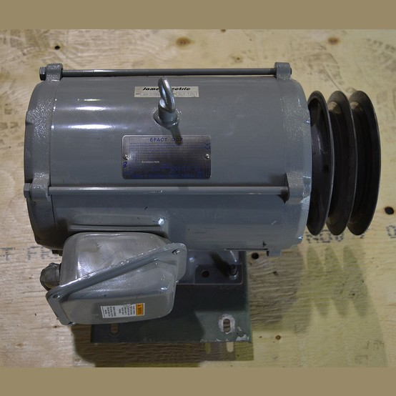 Used Electric Motors For Sale Baldor 15 Hp