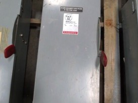 Westinghouse 100 Amp Heavy Duty Disconnect