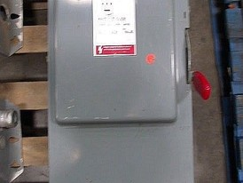 Westinghouse 200 Amp Heavy Duty Disconnect