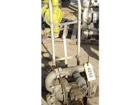 Wilden 2 in. Double Diaphragm Pump