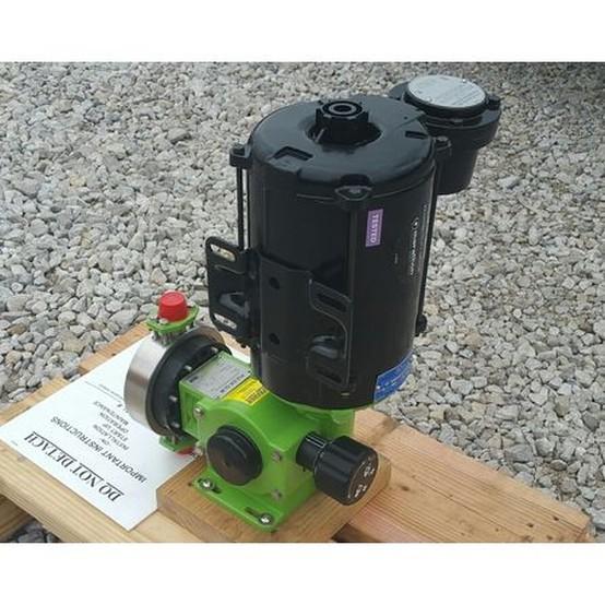 Pulsafeeder Mechanical Diaphragm Metering Pump Supplier Worldwide