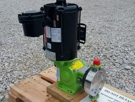 Pulsafeeder GLM1AAAP Mechanical Diaphragm Metering Pump
