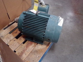 Reliance Electric Ecomaster 15 HP Motor