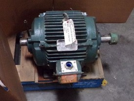 Reliance Duty Master 15 HP Motor