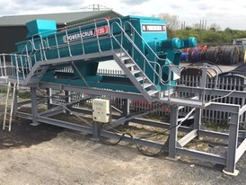 Terex Powerscreen 120 Log Washer