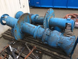 Johnston 24 in. Vertical Turbine Pumps