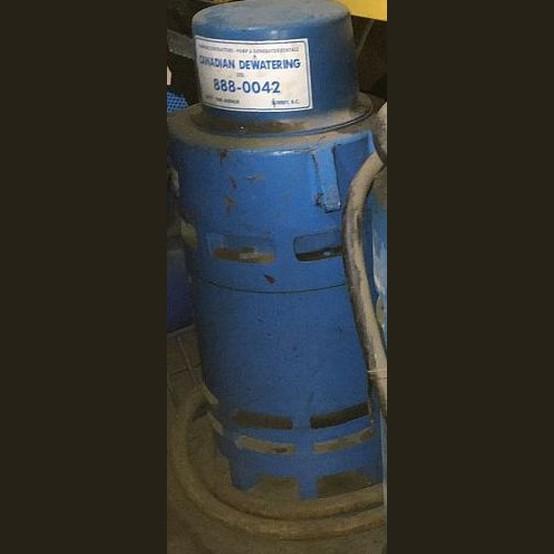 Johnston Vertical Turbine Pumps Supplier Worldwide Used