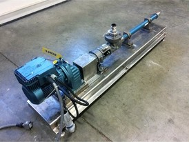 Moyno 5 HP Progressive Cavity Pump