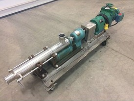 Robbins & Myers Moyno 2FGJ4 Progressing Cavity Pump