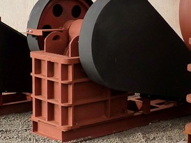 8 In. x 12 In. Jaw Crusher