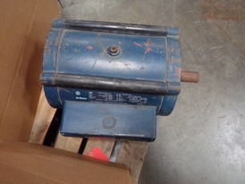 General Electric 15 HP Motor