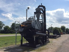 New Terex FM 120 C Sand Recovery Unit