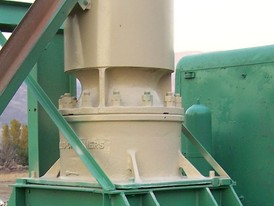 Allis Chalmers Model 322 Hydrocone Crusher