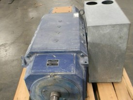 Brook Crompton 329 HP (320 kW) DC Motor