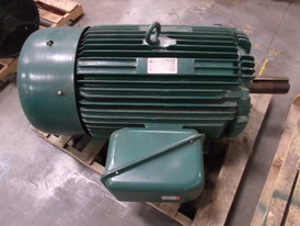 Toshiba Premium Efficiency 100 HP Induction Motor