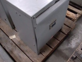 SCR 34 kVA Isolation Transformer