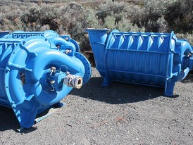Hoffman 7 Stage Centrifugal Blower