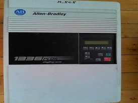 Allen-Bradley 1336 Plus 20 hp VFD