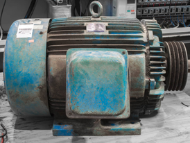 Teco Max-E 60 HP Induction Motor