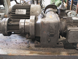 Nord 3 (2.2 kW) HP Reducer