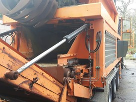 Metso M&J 3000 Shredder