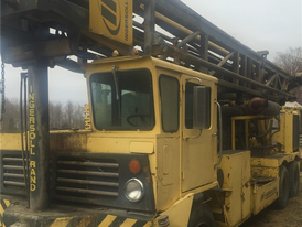 Ingersoll Rand T4W DH Drill Rig