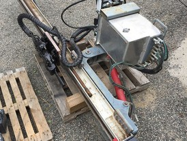 Tamrock 322 Hydraulic Drill Attachment