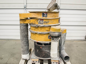 Kason K24-3-CS Circular Vibratory Screener