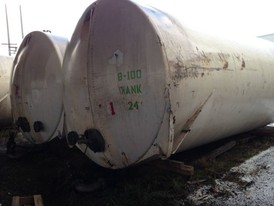 14,000 Gallon Fuel Tanks