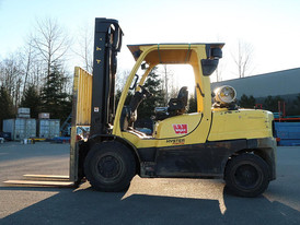 Hyster H100FT Rough Terrain Forklift