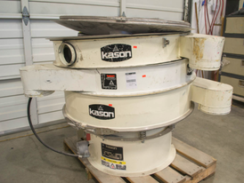 Kason K40-2-CS Circular Vibratory Screener
