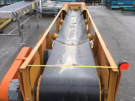 30 in. x 20 ft. Channel Conveyor