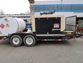 2008 Kohler Generator and Fuel Distribution Package
