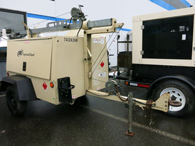 Ingersoll Rand L6-4MH Light Tower