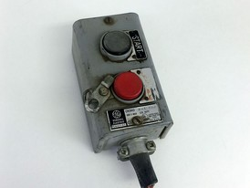 General Electric Stop/Start Button