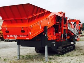 New Terex Finlay 883+ Screening Plant