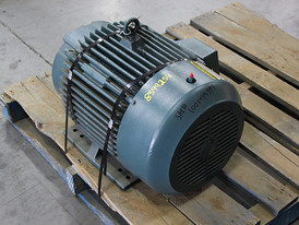 Baldor Reliance Super-E Severe Duty 30 HP Motor