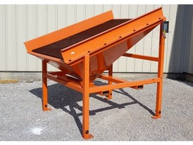 5 ft. x 7 ft. Portable Dump Hopper