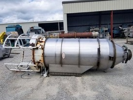 Mac 1463 CFM Stainless Dust Collector